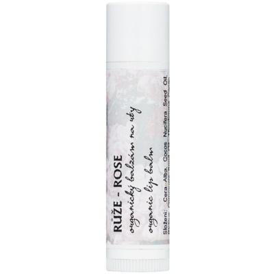 Soaphoria Lip Care Organic Rose Lip Balm