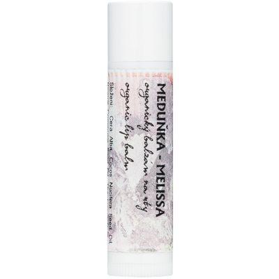 Soaphoria Lip Care medovkový organický balzam na pery