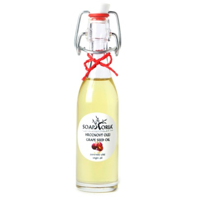 Soaphoria Organic Traubenkernöl für straffe Haut