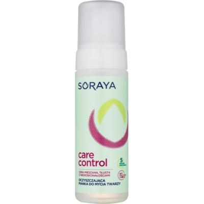 espuma limpiadora para pieles acnéicas