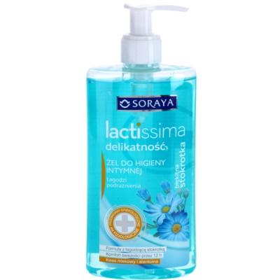 jemný gel na intimní hygienu