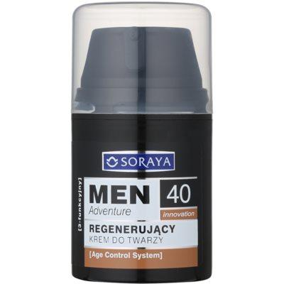 регенериращ крем за лие за мъже