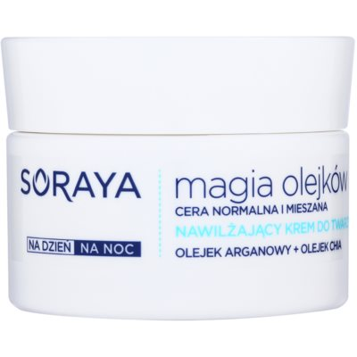 Moisturising Cream for Normal and Combination Skin