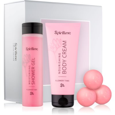 SpiriTime Flower Time Cosmetic Set II.