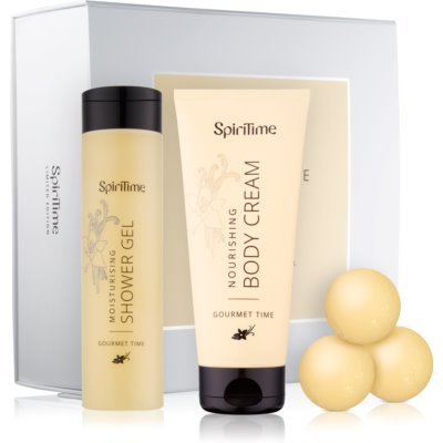 SpiriTime Gourmet Time Cosmetic Set III.