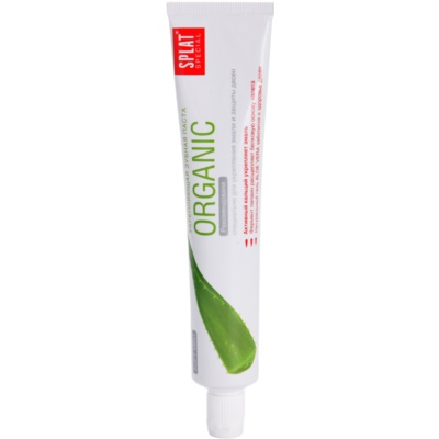 Splat Special Organic dentifrice fortifiant