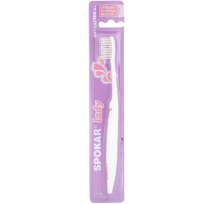 Spokar Lady brosse à dents medium