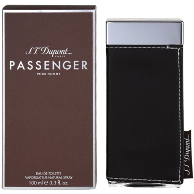 S.T. Dupont Passenger for Men Eau de Toilette para homens
