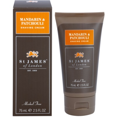 Shaving Cream for Men  Travel Packaging