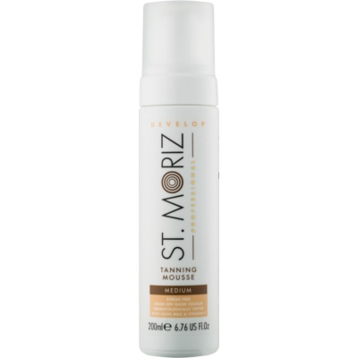 Self-Tanning Mousse