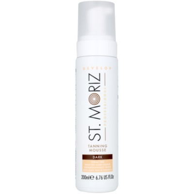 St. Moriz Self Tanning espuma autobronceadora