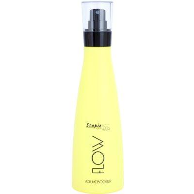 objemový sprej pro lesk a hebkost vlasů