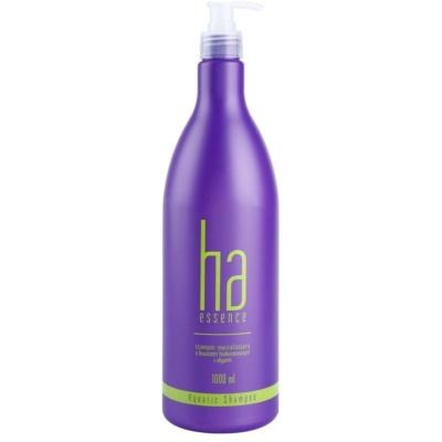 revitalizační šampon pro porézní vlasy