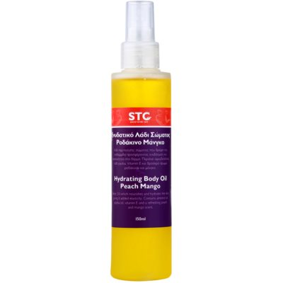 Moisturizing Body Oil In Spray