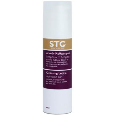 Hautreinigungsmilch für fettige und Mischhaut