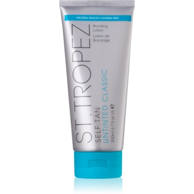 St.Tropez Self Tan Untinted Classic Bronzing Lotion