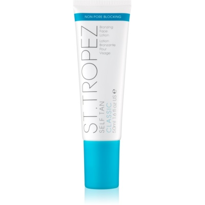 St.Tropez Self Tan Classic Self-Tanning Face Lotion