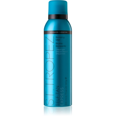 St.Tropez Self Tan Express spray autoabbronzante asciugatura rapida per un'abbronzatura graduale