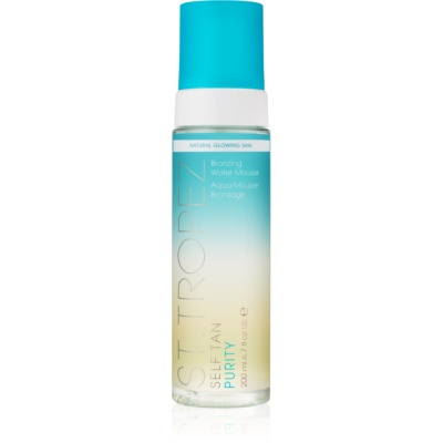 St.Tropez Self Tan Purity mousse auto-bronzante corps