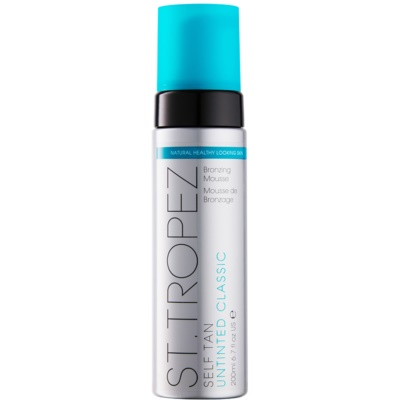 St.Tropez Self Tan Untinted Classic mousse auto-bronzante corps