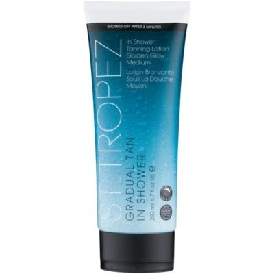 St.Tropez Gradual Tan leche corporal autobronceadora de ducha de bronceado gradual