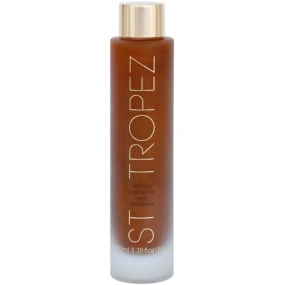 hydratační bronzující olej pro postupné opálení