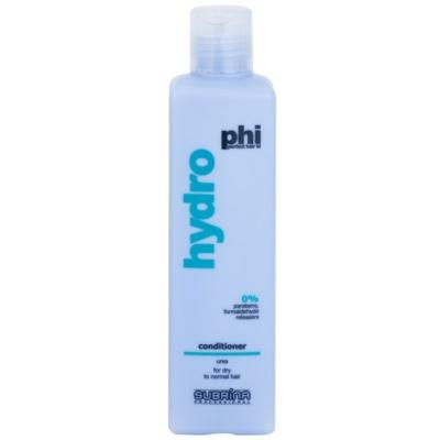 condicionador hidratante para cabelo seco e normal
