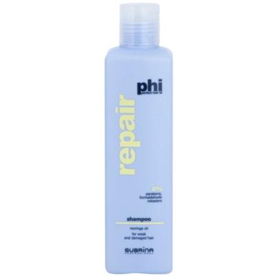 Vernieuwende Shampoo  voor Beschadigd Haar
