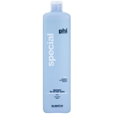 shampoo per tutti i tipi di capelli