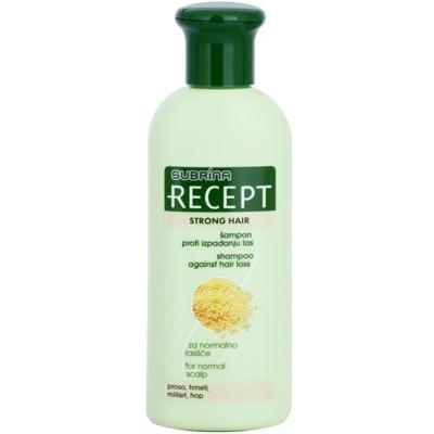 šampon proti vypadávání vlasů
