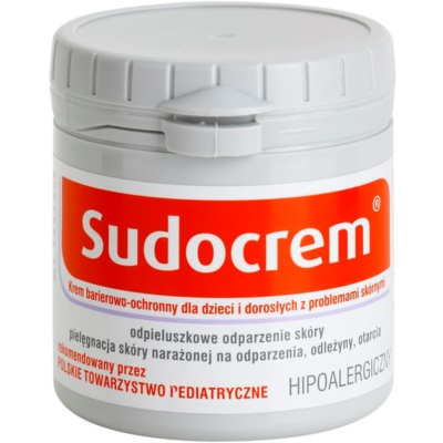 Sudocrem Original zaščitna obnovitvena krema za telo za razdraženo kožo