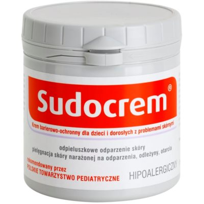 Sudocrem Original Protecting And Restoring Body Cream For Irritated Skin