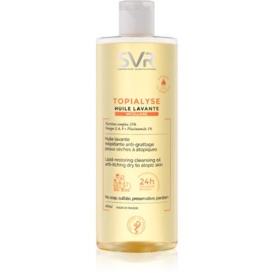 čisticí micelární olej pro suchou až atopickou pokožku