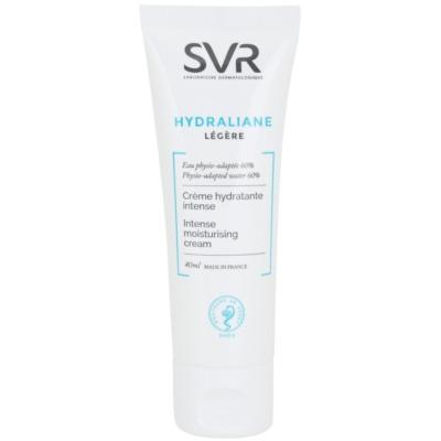 lehký pleťový krém pro intenzivní hydrataci