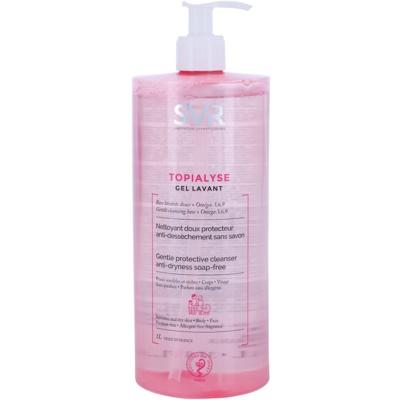 SVR Topialyse gel de curatare pentru piele uscata si sensibila