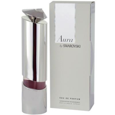Swarovski Aura eau de parfum pour femme  rechargeable