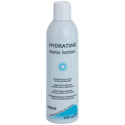 hydratační tonikum pro suchou až velmi suchou pleť