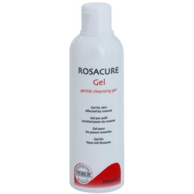 gel de limpeza suave para a pele sensível com tendência a aparecer com vermelhidão