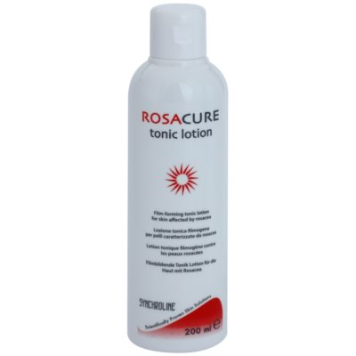Film-forming Tonic Lotion for Skin Affected by Rosacea