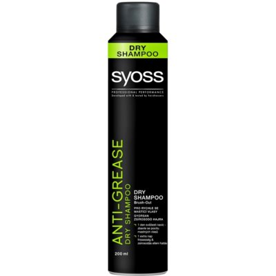 Syoss Anti Grease shampoing sec