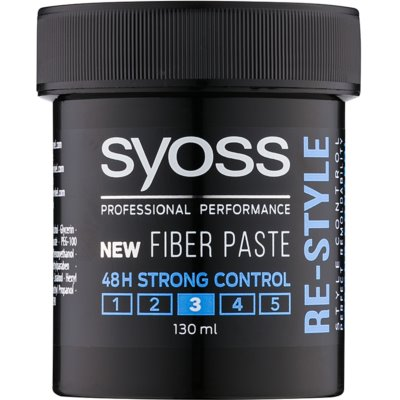 Syoss Re-Style Styling Paste für Herren