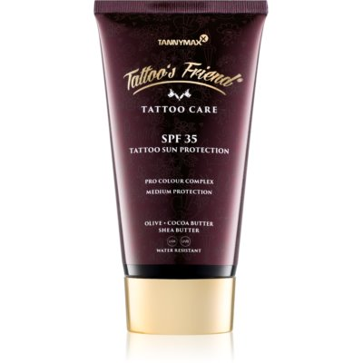 Tannymaxx Tattoo Care Tattoo Protective Cream SPF 35