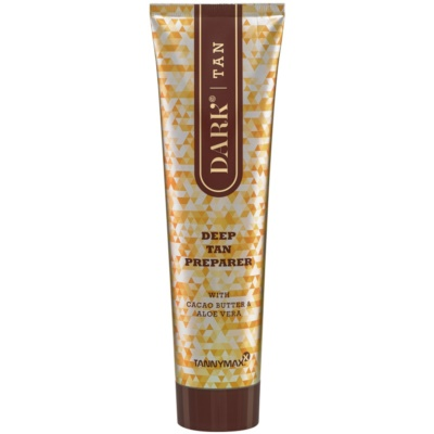 Tannymaxx Dark Tanning Bed Sunscreen