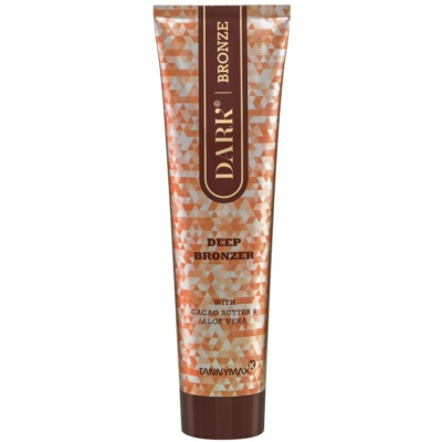 Tannymaxx Dark Solarium Tanning Cream with Bronzer