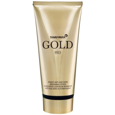 Tannymaxx Gold 999,9 opalovací krém do solária s bronzerem