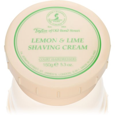 Taylor of Old Bond Street Lemon & Lime Shaving Cream