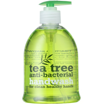 Tea Tree Handwash savon antibactérien mains