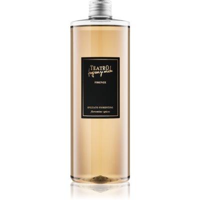 Teatro Fragranze Speziato Fiorentino recarga para difusor de aromas 500 ml