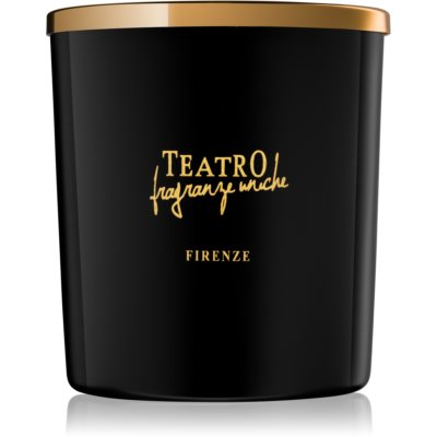 Teatro Fragranze Nero Divino scented candle (Black Divine)