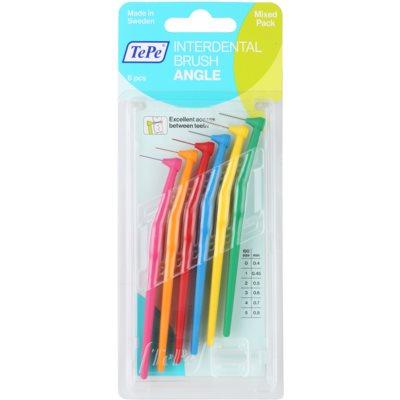 TePe Angle μεσοδόντια βουρτσάκια μιξ